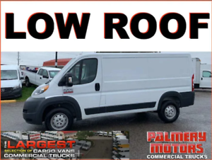 2015 RAM PROMASTER 136 LOW ROOF V6 GAS
