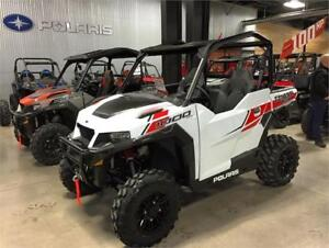 Polaris Side x Side Clearance Sale - SAVE up to $6,200 Today!