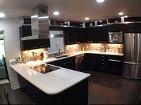 Custom Granite / Marble / Quartz kitchen countertops for only-->