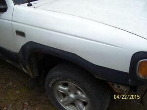 Ford Ranger Mazda B2300 front fender right passenger side