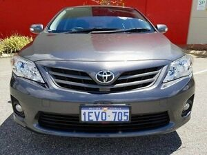 2012 Toyota Corolla ZRE152R MY11 Ascent Sport Grey 4 Speed Automatic Sedan Cannington Canning Area Preview