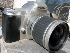 Pentax MZ-50 35mm SLR Auto Focus Film Camera VGC Student