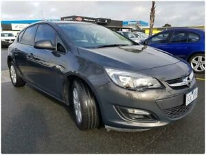 2013 Opel Astra AS Grey 6 Speed Manual Hatchback Cheltenham Kingston Area Preview