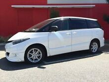 2006 Toyota Tarago ACR50R GLX White 4 Speed Sports Automatic Wagon Beckenham Gosnells Area Preview