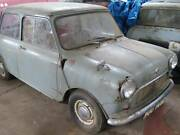 Wanted: Wanted: MINIS WANTED forRESTORATION OR PARTS-MORRIS/LEYLA Glenorie The Hills District Preview