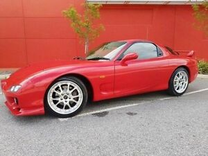 2001 Mazda RX7 Red Automatic Coupe Cannington Canning Area Preview