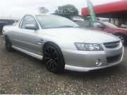 2006 Holden Ute VZ MY06 Thunder SS Silver 6 Speed Manual Utility Elizabeth West Playford Area Preview