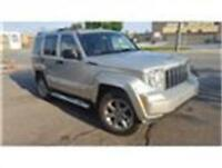 2008 Jeep Liberty Limited Edition