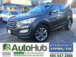 2013 Hyundai Santa Fe SE-AWD 2.0T-NEW TIRES-EXCELLENT CONDITION
