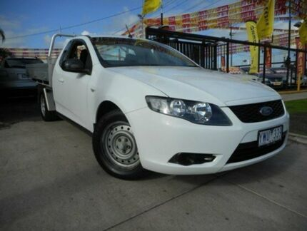 2008 Ford Falcon   Manual Utility Thomastown Whittlesea Area Preview