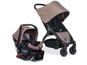 Britax B-Safe 35 Car Seat with 2 bases