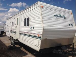 31 ft Newly Renovated Wilderness Travel Trailer