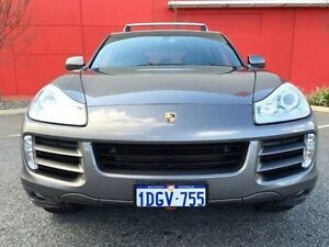 2010 Porsche Cayenne 9PA MY10 Diesel Grey 6 Speed Sports Automatic Wagon Cannington Canning Area Preview