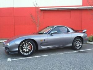 2002 Mazda RX7 FD Spirit R Type A Grey 5 Speed Manual Coupe Beckenham Gosnells Area Preview