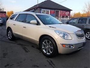 2010 Buick Enclave CXL AWD LEATHER|DOUBLE SUNROOF|BACKUP CAMERA