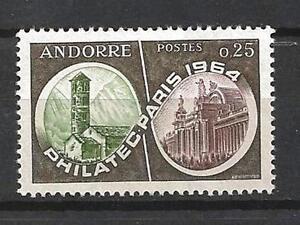 Andorre-Francais-1964-Yvert-n-171-neuf-1er-choix