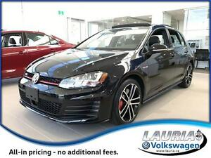 BRAND NEW 2017 Volkswagen Golf GTI Performance