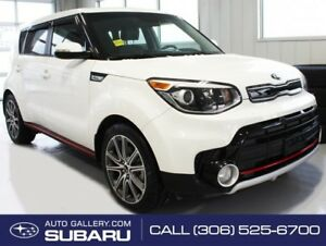 2017 Kia Soul SX Turbo | Heated Seats | Heated Steering wheel |