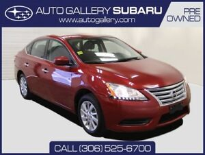 2015 Nissan Sentra SV   TOUCH SCREEN   BACK UP CAMERA  