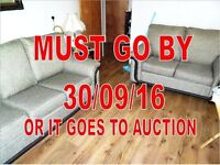 3 Seater + 2 Seater matching sofa's MUST SELL SOON !!!!!