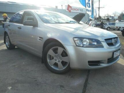 2006 Holden Commodore VE Omega Silver 4 Speed Automatic Sedan Soldiers Hill Ballarat City Preview