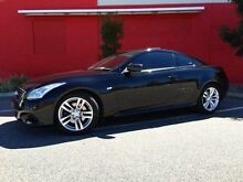 2010 Infiniti G37  Black 7 Speed Sports Automatic Coupe Beckenham Gosnells Area Preview