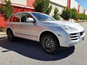 2007 Porsche Cayenne 9PA MY07 S Silver 6 Speed Sports Automatic Wagon Cannington Canning Area Preview