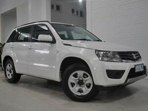 2012 Suzuki Grand Vitara JB MY13 Urban 2WD White 4 Speed Automatic Wagon Launceston Launceston Area Preview