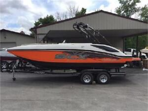 30 k savings on this 2018 STARCRAFT SCX 231 SURF TOWER BOAT,