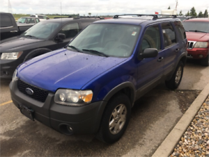 2006 Ford Escape XLT Safetied! A/C Command Start!