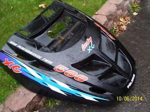 all hoods from $60.00 up to $300.00 selling polaris hoods