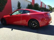 2007 Nissan Skyline CKV36 370GT Type SP Red 5 Speed Sports Automatic Coupe Beckenham Gosnells Area Preview