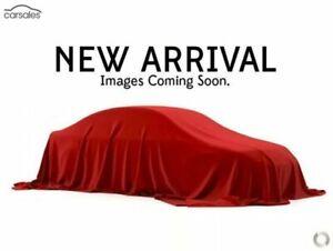 2014 Mitsubishi ASX XB MY14 2WD Black 6 Speed Constant Variable Wagon