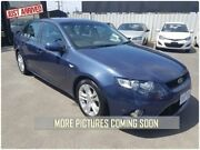 2008 Ford Falcon FG XR6 Blue 6 Speed Sports Automatic Sedan Cheltenham Kingston Area Preview