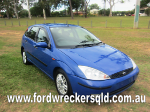 2002 Ford Focus Hatchback Clontarf Redcliffe Area Preview