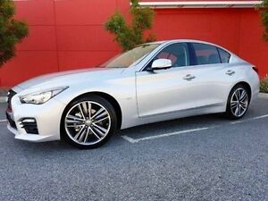 2016 Infiniti Q50 V37 S Premium 7 Speed Sports Automatic Sedan Cannington Canning Area Preview