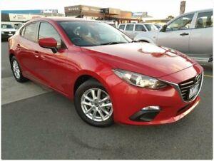 2014 Mazda 3 BM5278 Neo SKYACTIV-Drive Red 6 Speed Sports Automatic Sedan Cheltenham Kingston Area Preview