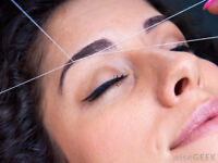 Arbour Lake - Very Reasonable Rates - Threading & Waxing