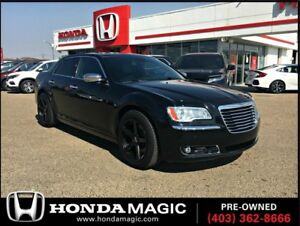 2014 Chrysler 300 300C|MOON ROOF|HEATED AND COOLED CUP HOLDERS/A