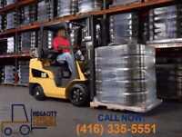 Forklift Training In Toronto