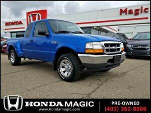 2000 Ford Ranger XLT |ONE OWNER | CLEAN CAR PROOF | LOW KMS