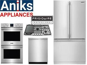 Professional Kitchen Appliance Package Deal at aniks appliances