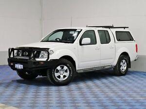2011 Nissan Navara D40 ST (4x4) 6 Speed Manual Dual Cab Pick-up Jandakot Cockburn Area Preview