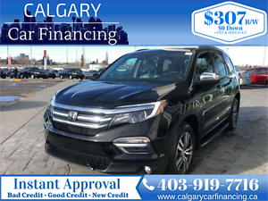 2016 Honda Pilot EX-L NAVI*Local Trade, Ext Warranty Available*