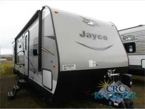 2017 CLEAROUT! 2017 JAYCO Jay Flight 28BHBE travel trailer