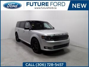 2019 Ford Flex Limited|APPEARANCE PACKAGE|CLASS III TRAILER TOW|