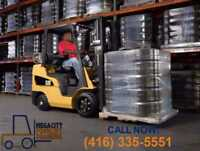 Mega City Forklift Training School Toronto