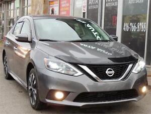 2016 Nissan Sentra SR/\ONLY 6000 K/\BACK UP CAMERA/\SUNROOF