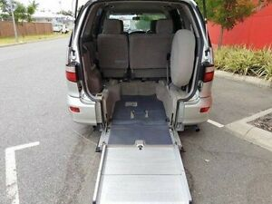 2000 Toyota Estima Silver Automatic Wagon Cannington Canning Area Preview