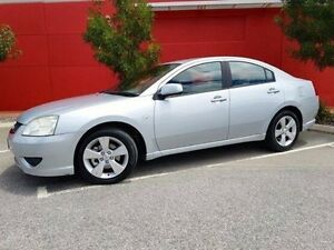 2007 Mitsubishi 380 DB Series III ES Sports Silver 5 Speed Sports Automatic Sedan Cannington Canning Area Preview